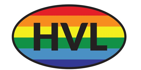 Hendersonville, NC Gay Pride Sticker