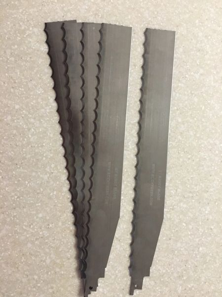 5 PACK RESIPROCATING / STICKY MESH BLADES