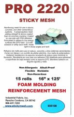 "Sticky Mesh CONTRACTOR PACK 16"" X 125'"