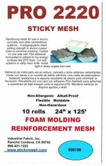 "Sticky Mesh CONTRACTOR PACK 24"" X 125'"