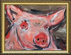 Coy Pig
