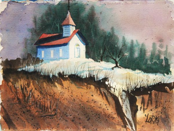 Chapel on a Hill