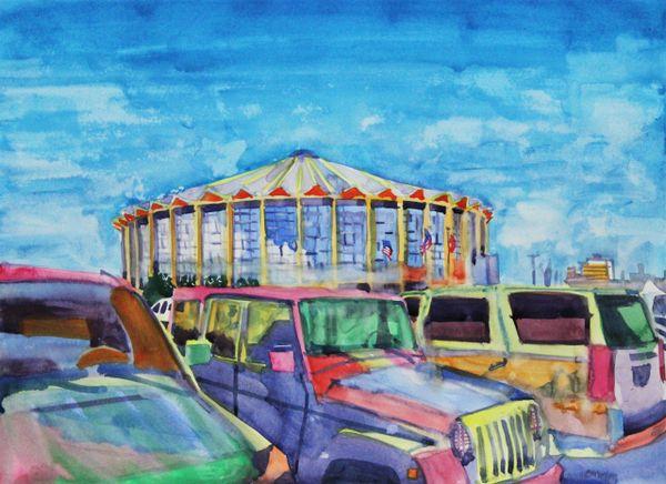 Jackson   The Coliseum