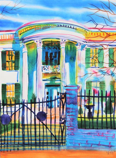 Jackson | Governor's Mansion