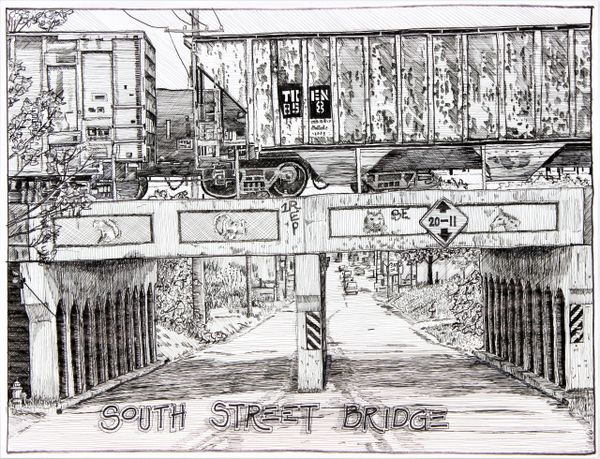 South Street Bridge