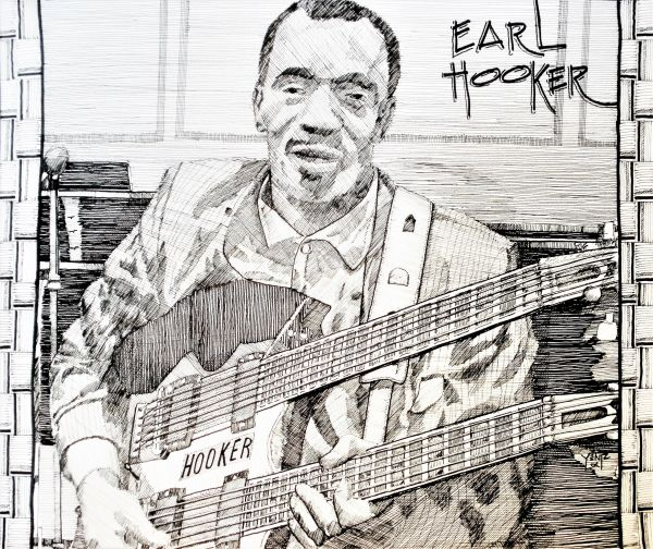Blues Legend - Earl Hooker