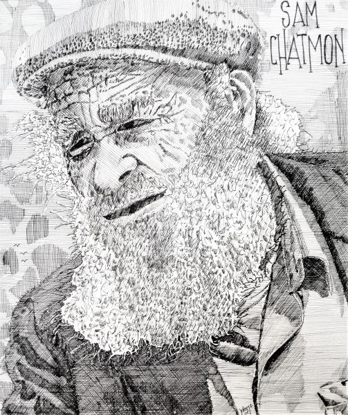 Blues Legend - Sam Chatmon