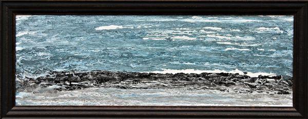 Salty Seashore