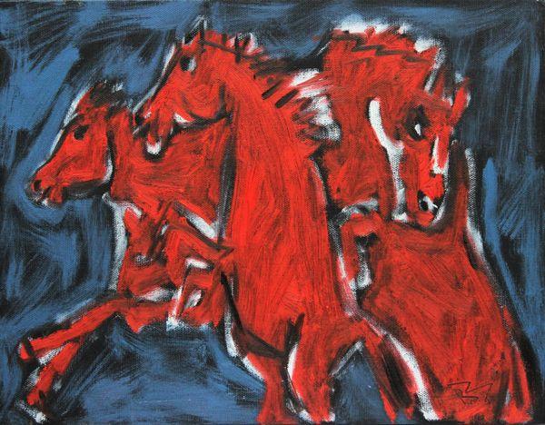 Wild Red Spirits