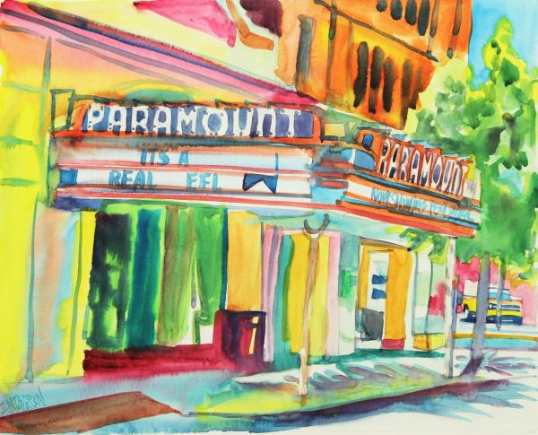 Clarksdale | Paramount Theater
