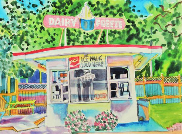 Crystal Springs | Dairy Freeze
