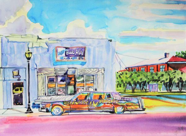 Clarksdale | Blues Alley