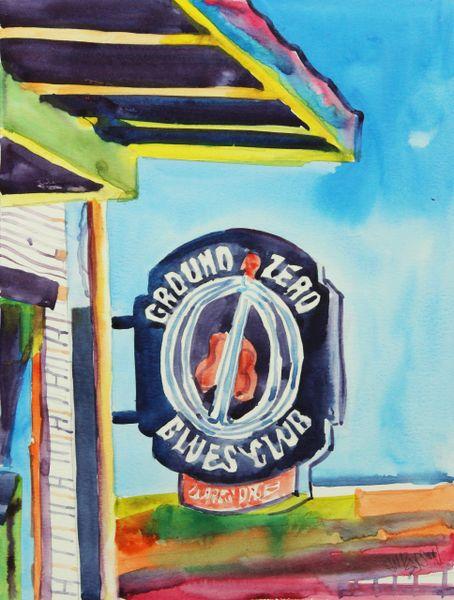 Clarksdale | Ground Zero Blues Club
