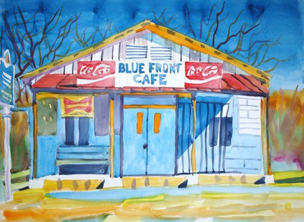 Bentonia | Blue Front Cafe 1