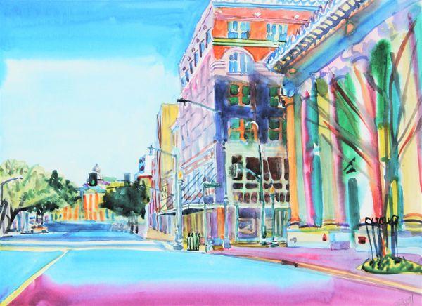 Jackson | Downtown on Congress Street