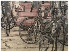 A Gathering of Bicycles