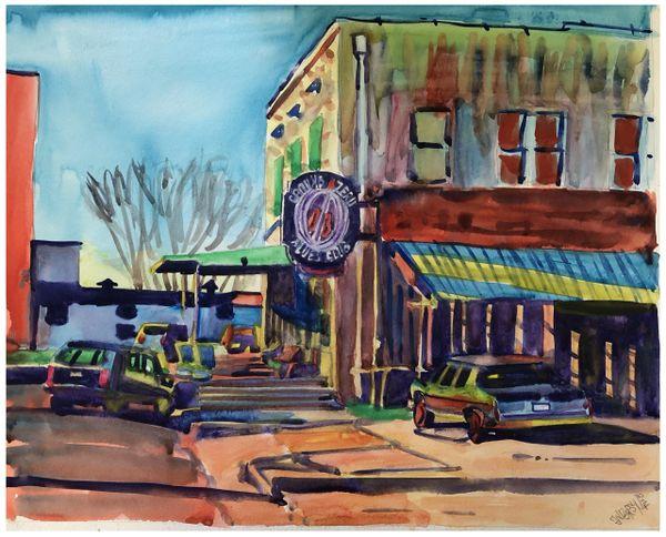 Clarksdale | Ground Zero Blues Club 2