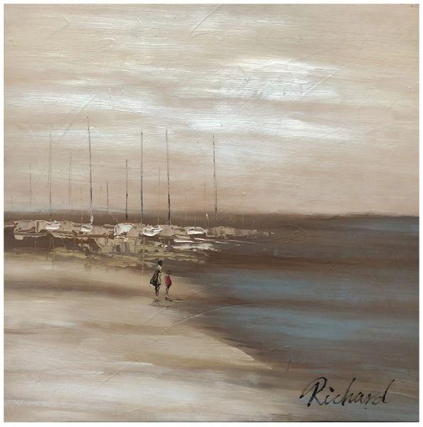 Beach 1: On the Shoreline
