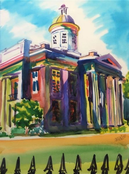 Canton | Madison County Courthouse