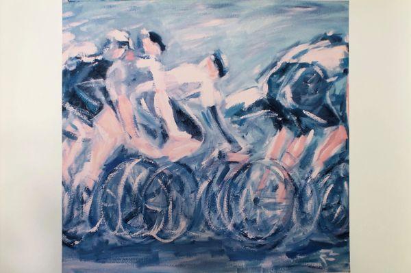 Cycling Print #5