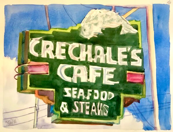 Crechale's Cafe Seafood & Steaks