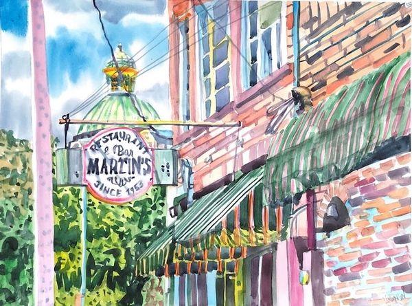 Jackson | Martin's Bar & Restaurant