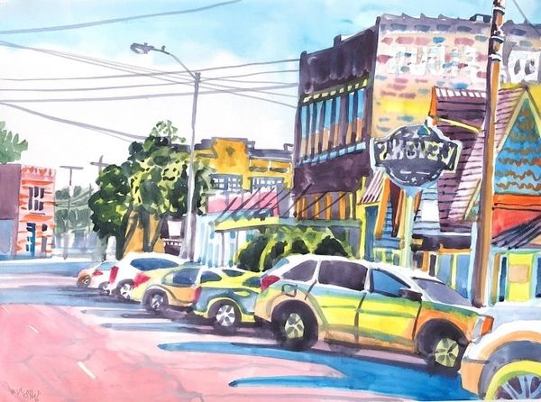 Clarksdale | Levon's Bar & Grill