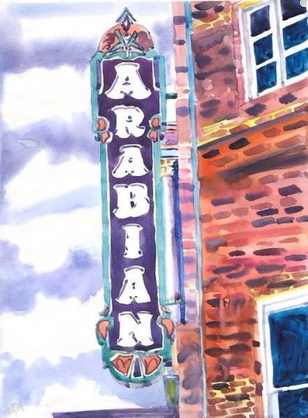 Laurel | The Arabian Theater