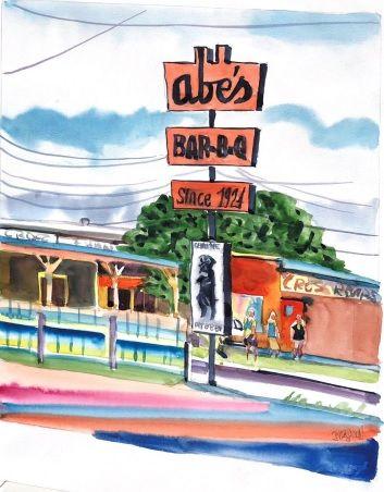 Clarksdale | Abe's Bar-B-Q