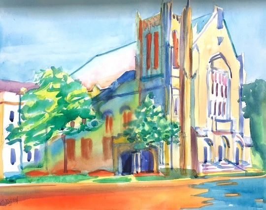 Jackson | First Baptist 3
