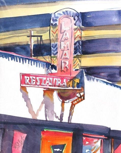 Jackson | Lamar Restaurant