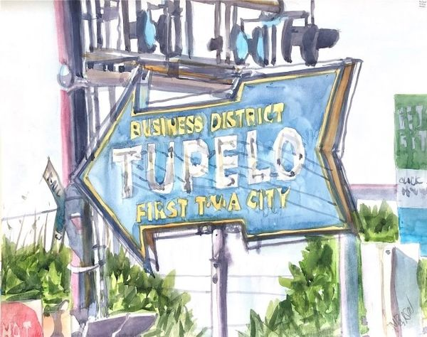 Tupelo | Business District
