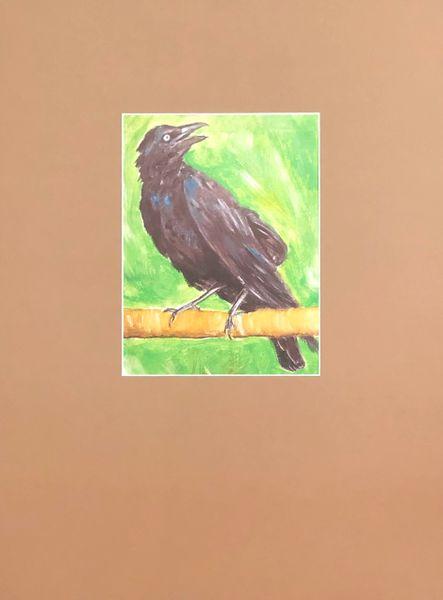 Raving Raven