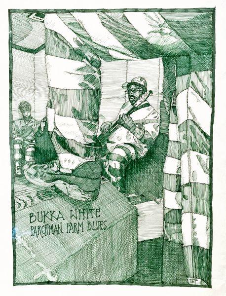 Blues Legend - Bukka White