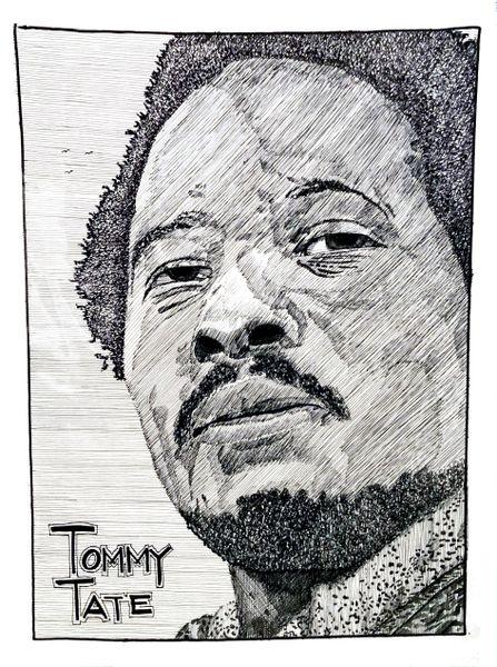 Blues Legend - Tommy Tate