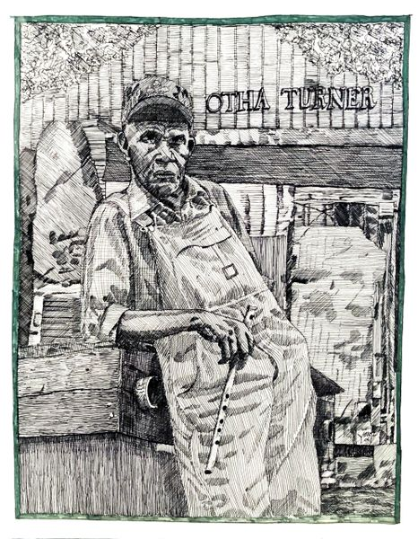 Blues Legend - Otha Turner