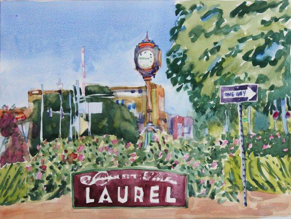 Laurel | Caboose