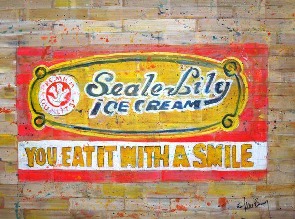 Seale Lily Ice Cream