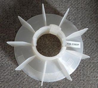 """WEG Cooling Fan 50 mm bore 5 7/8"""" OD"""