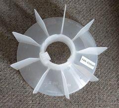 """WEG Cooling Fan 44 mm bore 9 1/8"""" OD"""
