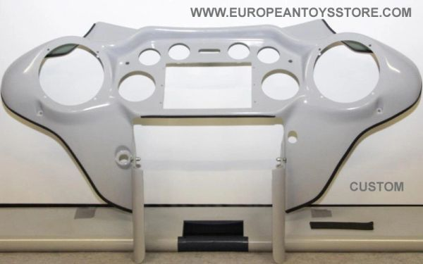 Harley-Davidson® Double-DIN Inner Fairing for Electra-Glide® and  Street-Glide® from 1996 to 2013