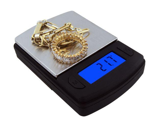 Gemoro Platinum V600M 600g x 0.1g Precision Scale