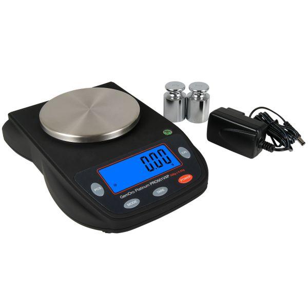 Gemoro Platinum® PRO501VXP Precision Scale, 500g x 0.01g