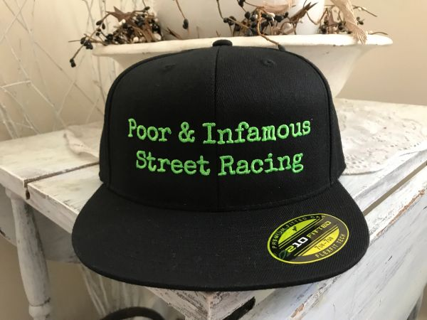 Green Street Racing Hat *Limited Edition**