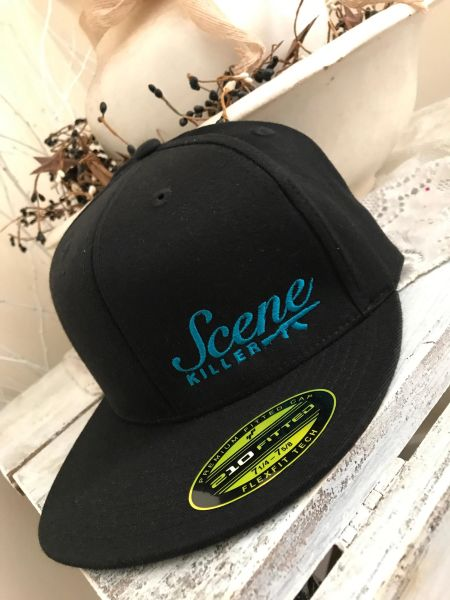 Teal Scene Killer Hat *LIMITED EDITION*
