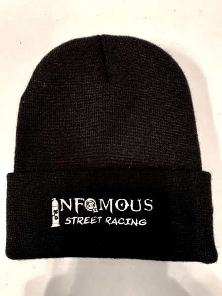 Infamous Street Racing Beanie
