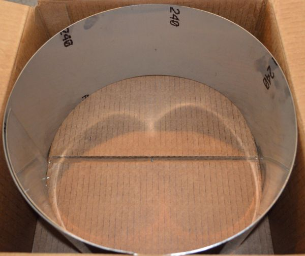 209 Burner Liner Material