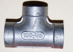 "902 Stainless Steel Female Tee, 1/8"" NPT"