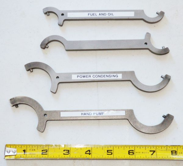 207B Wrench Set - Condensing Stanleys