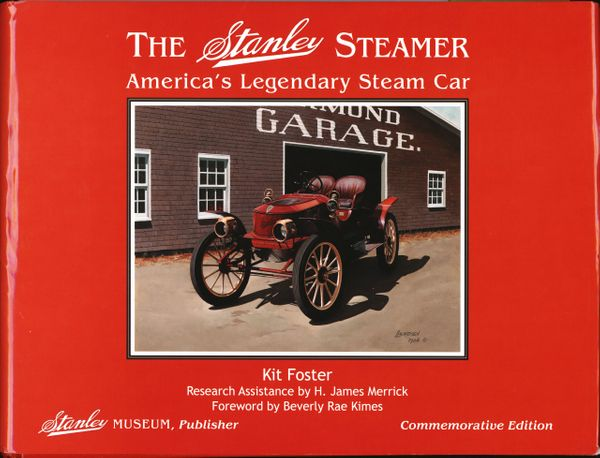 180 The Stanley Steamer by Kit Foster